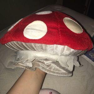 Elope Mushroom Costume Hat O/S